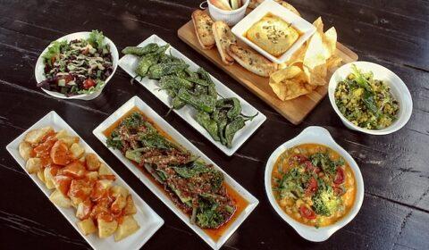 Tapas Restaurant & Garden Bar